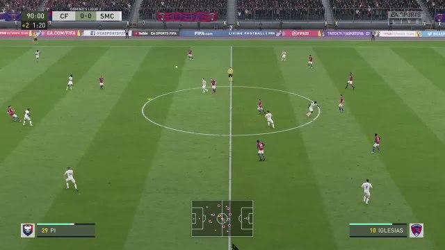 Clermont Foot 63 - Stade Malherbe de Caen : notre simulation FIFA 20 (L2 - 37e journée)