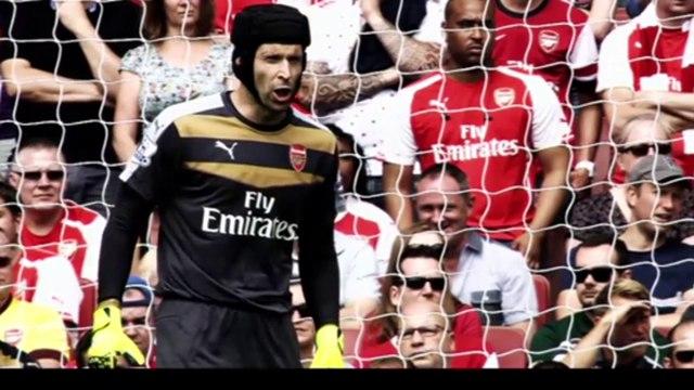 Retour sur les débuts de Petr Cech à Arsenal