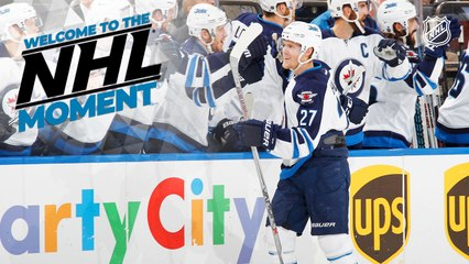 Welcome to the NHL Moment: Nikolaj Ehlers