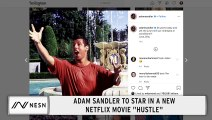 Adam Sandler To Star In Lebron James Produced Movie