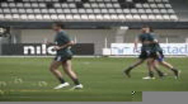Juventus - CR7 de retour à l'entraînement !
