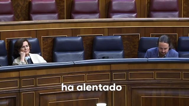 Cayetana responde a Iglesias que amenazar con escraches es «sucio matonismo gubernamental»