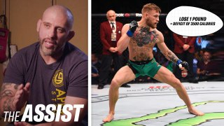 How Conor McGregor's Nutritionists Help Him Cut Weight