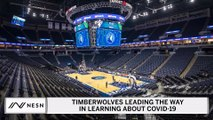 Timberwolves' Dr. Robby Sikka Leading NBA Antibody Tests