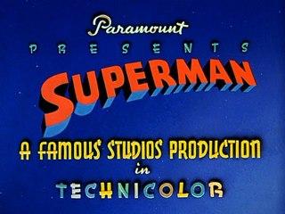 Superman Showdown (1942)