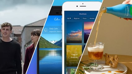 Normal People, the Calm app, and an alternative to cocktails—our recommendations