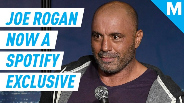 The 'Joe Rogan Experience' is moving exclusively to Spotify
