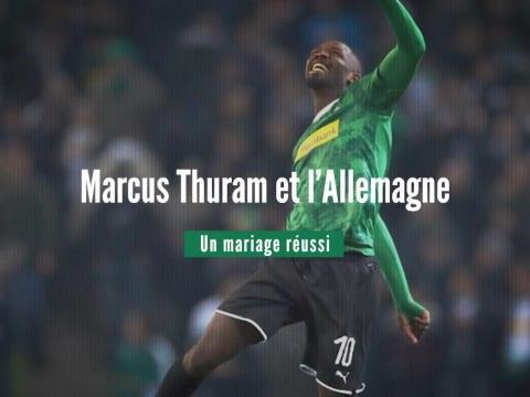Bundesliga - Marcus Thuram et l'Allemagne, un mariage réussi