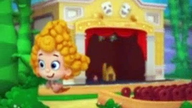 Bubble Guppies Season 1 Episode 8 Who's Gonna Play The Big Bad Wolf