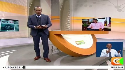 Kenyans Donate Overwhelmingly on JKLive