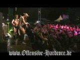ROTTERDAM TERROR CORPS Live MEGARAVE 2007 Part2