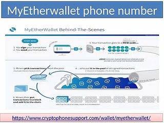 Various 18778462817 work in MyEtherWallet customer care number