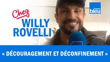 HUMOUR   Découragement et Déconfinement - Willy Rovelli met les points sur les i