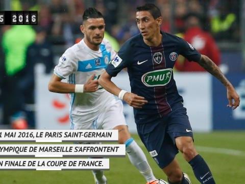 Coupe de France - Il y a 4 ans... et de dix pour le PSG !