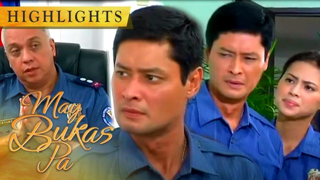 Mario is fired from the police force | May Bukas Pa