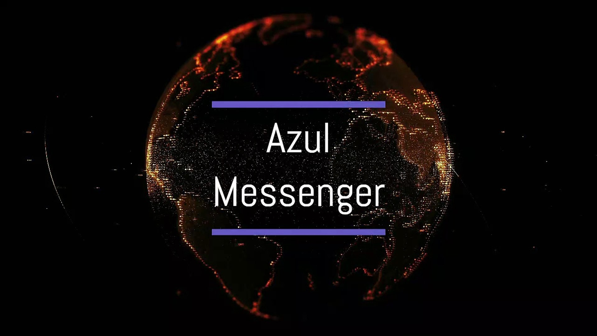 Azul Crypto Messenger