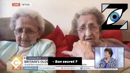 [Zap Télé] Le secret de la longévité ! (21/05/20)