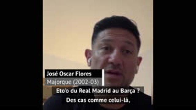 """Transferts - Turu Flores revient sur le départ d'Eto'o au Barça : """"Personne n'a compris pourquoi le Real Madrid l'a cédé"""""""