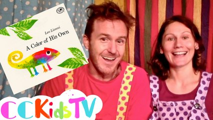 Tales From The Trunk | A Color Of His Own | Story Book For Kids | Read Aloud | CC Kids Tv