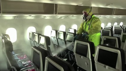 How safe is cabin air?