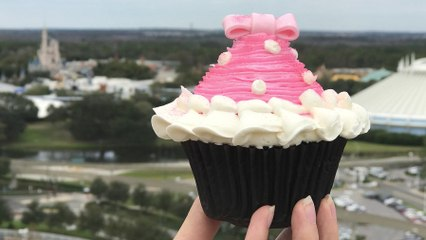 Missing Disney? You Can Make These Cute Minnie Mouse Cupcakes at Home!