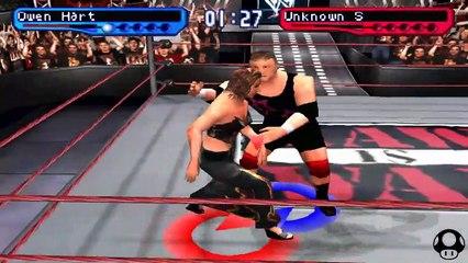 WWF Smackdown! 2 - Owen Hart season #1