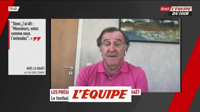 Pierre Ferracci : « La Ligue 2 à 22 existe dans les textes » - Foot - L2 - PFC