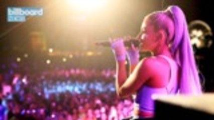 Ariana Grande Shares Heartfelt Message Ahead of Manchester Arena Bombing Anniversary | Billboard News