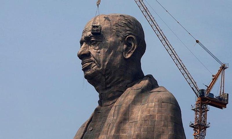 تعرفوا إلى أطول وأضخم تمثال في العالم... ضعف تمثال الحرية في نيويورك