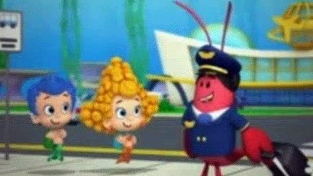 Bubble Guppies Season 1 Episode 12 Gup, Gup And Away
