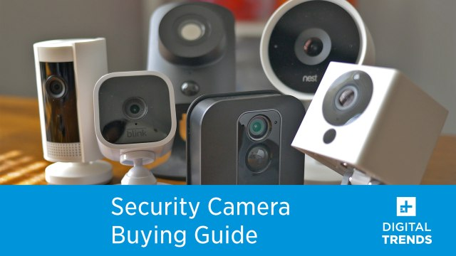Security scorecard: What to look for in a security camera