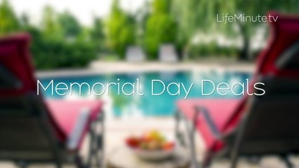 Memorial Day Deals to Save Big