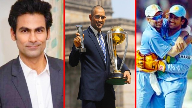 Mohamed Kaif backs Dhoni in his wicketkeeping skills