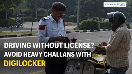 New Motor Vehicle Act 2019: Avoid heavy challans! Use Digilocker to carry DL and RC