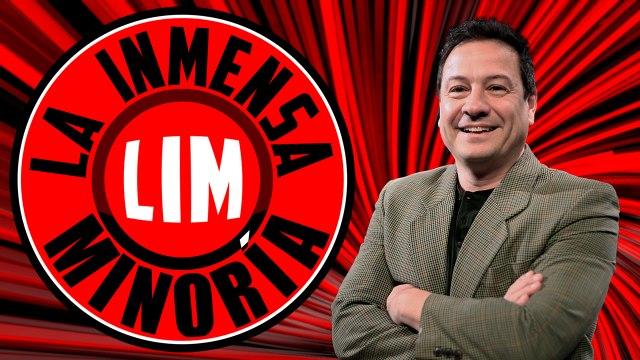 El Quilombo / Entrevista a Fernando Paz, presentador de 'La Inmensa Minoría'