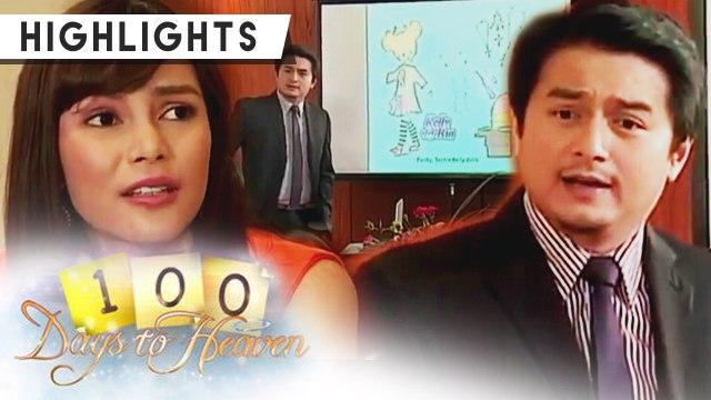 Jessica dislikes Bobby's presentation | 100 Days To Heaven