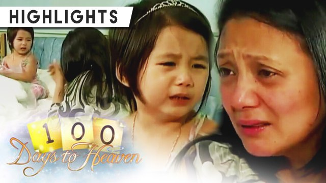 Margaret doesn't recognize Myrna as her mother | 100 Days To Heaven