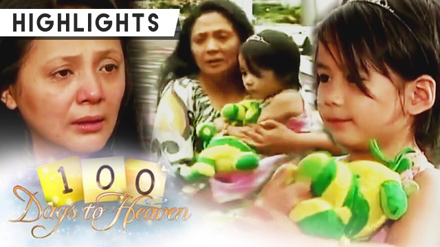 Myrna kidnaps Margaret | 100 Days To Heaven