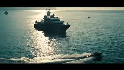 "Tenet trailer - Christopher Nolan - ""Not time travel. Inversion."""