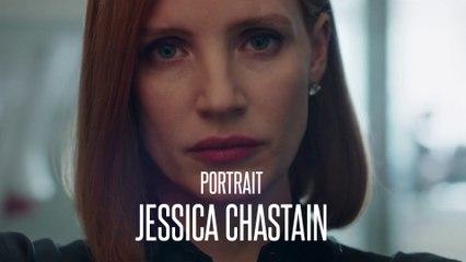 Jessica Chastain - Portrait de Stars de cinéma
