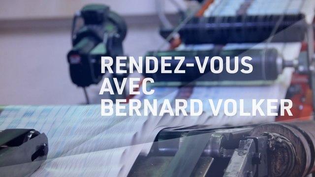 Rendez-vous avec Bernard Volker  20/05/20