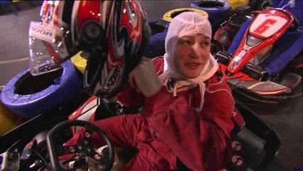 Au-delà des clichés - Henry Chavancy au Karting !