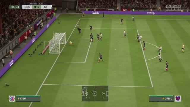 La Berrichonne de Châteauroux - Clermont Foot 63 : notre simulation FIFA 20 (L2 - 38e journée)