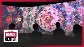 National Museum of Korea creates immersive digital gallery for visitors