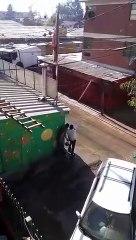 Desafiou a polícia durante a quarentena no Chile e teve um castigo que lhe fez refrescar as ideias...