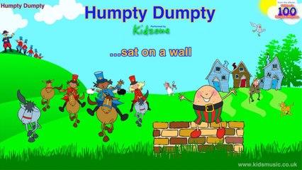 Kidzone - Humpty Dumpty