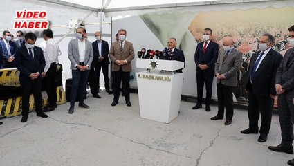 (22 Mayıs 2020) AK PARTİ İL BAŞKANI ÇOPUROĞLU: KAYSERİ'YE 175 MİLYON LİRA YARDIM YAPILDI