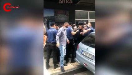 CHP'li Adıgüzel ile MHP'li Enginyurt'u karşı karşıya getiren olay