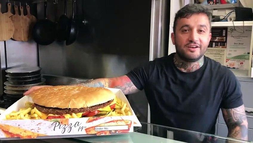 Yunus Sevinik of Kebabistan with the post-lockdown challenge 14