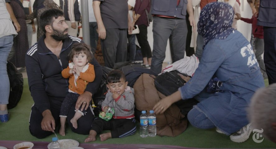 'It's Not a Choice:' Syrians Flee After Turkish Forces Bombard Their Homes